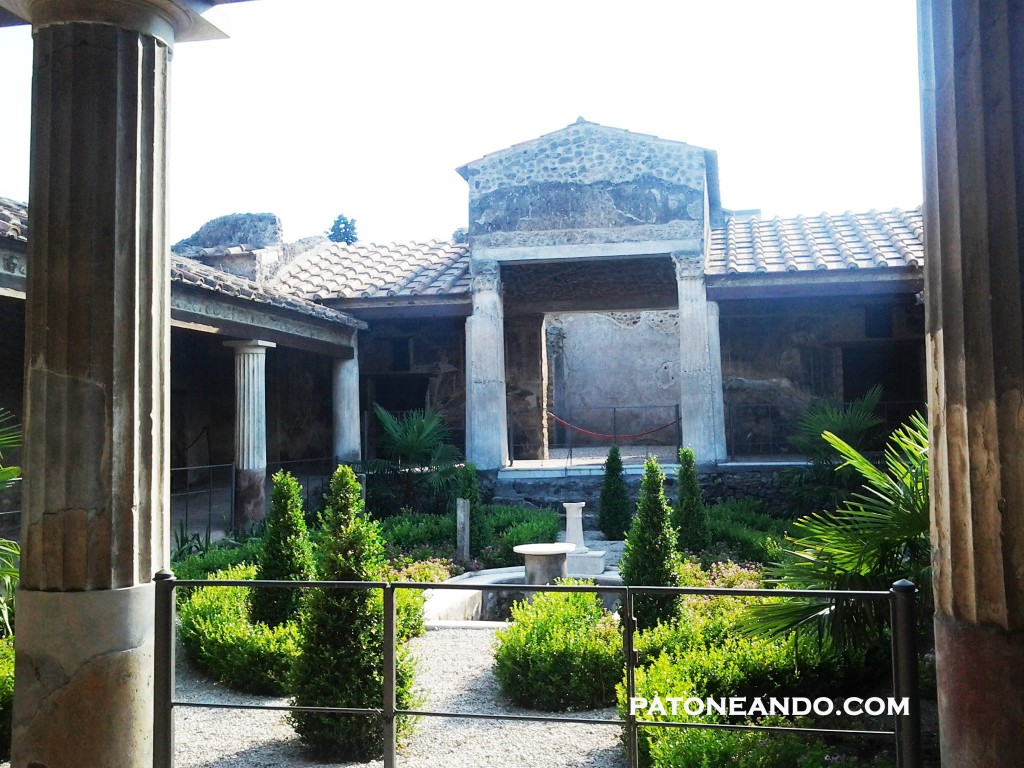 Pompeya - Patoneando blog de viajes