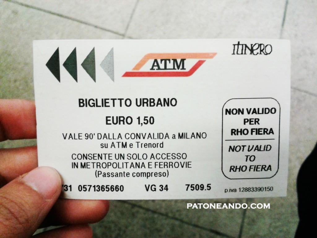 Viajar barato por Europa, Milan