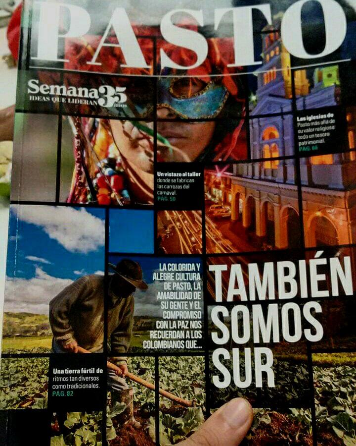 Artículo revista semana Colombia - Patoneando blog de viajes - Lina Maestre