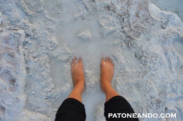 Historias Pamukkale-Patoneando (2)