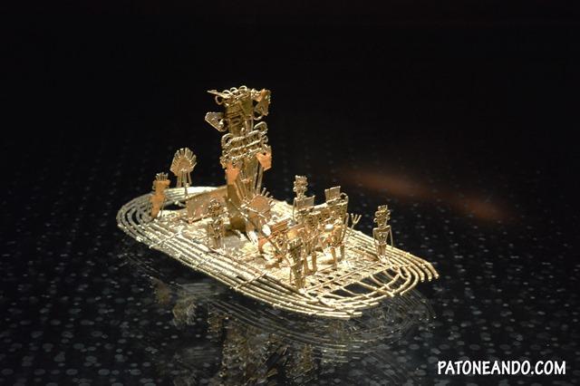 Museo del Oro de Bogotá - Patoneando blog de viajes - Lina Maestre (6)