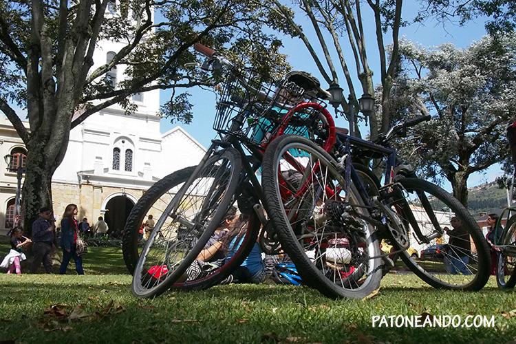 Parque de Usaquén - que hacer y que ver en Bogotá - Patoneando blog de viajes