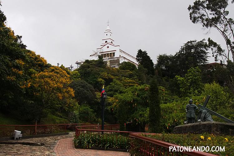Monserrate y su camino del viacrucis - que hacer y que ver en Bogotá - Patoneando blog de viajes