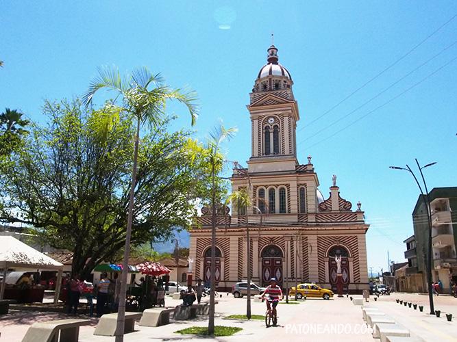 Chaparral Tolima - Patoneando blog de viajes