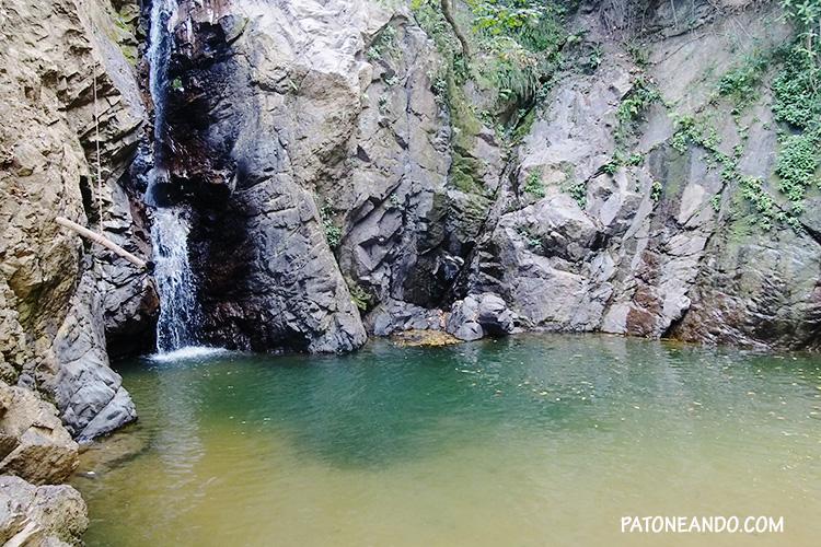 La Tigrera, Chaparral Tolima - Patoneando blog de viajes