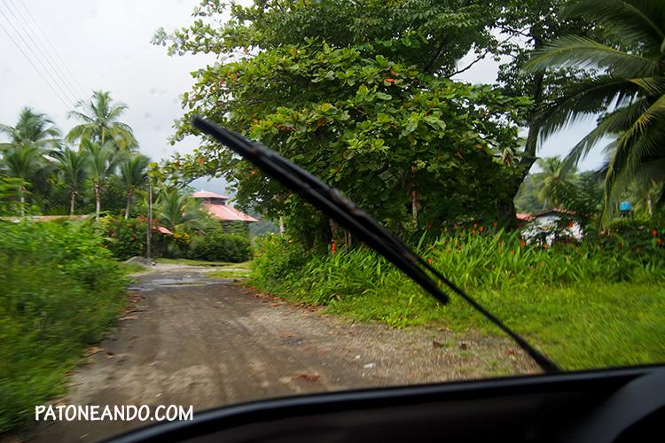 Chocó desde un tuk-tuk - Bahia Solano - Patoneando blog de viajes -