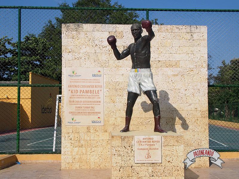 San Basilio de Palenque - kid pambelé -Colombia - Primer pueblo libre - Patoneando blog de viajes (2)