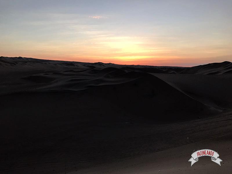 desierto Huacachina - Ica, Perú - Patoneando Blog de viajes