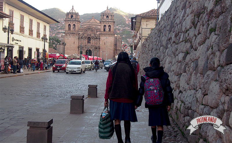 Cusco Perú Patoneando blog de viajes