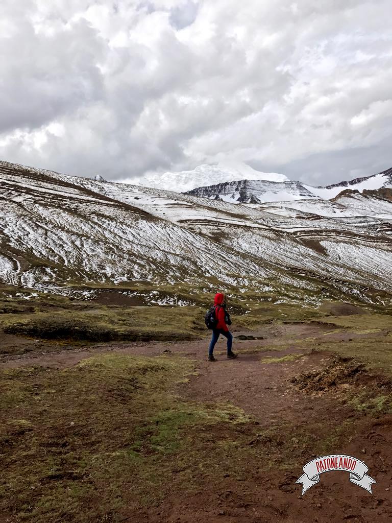 Montaña de Siete Colores, Perú - Patoneando blog de viajes.