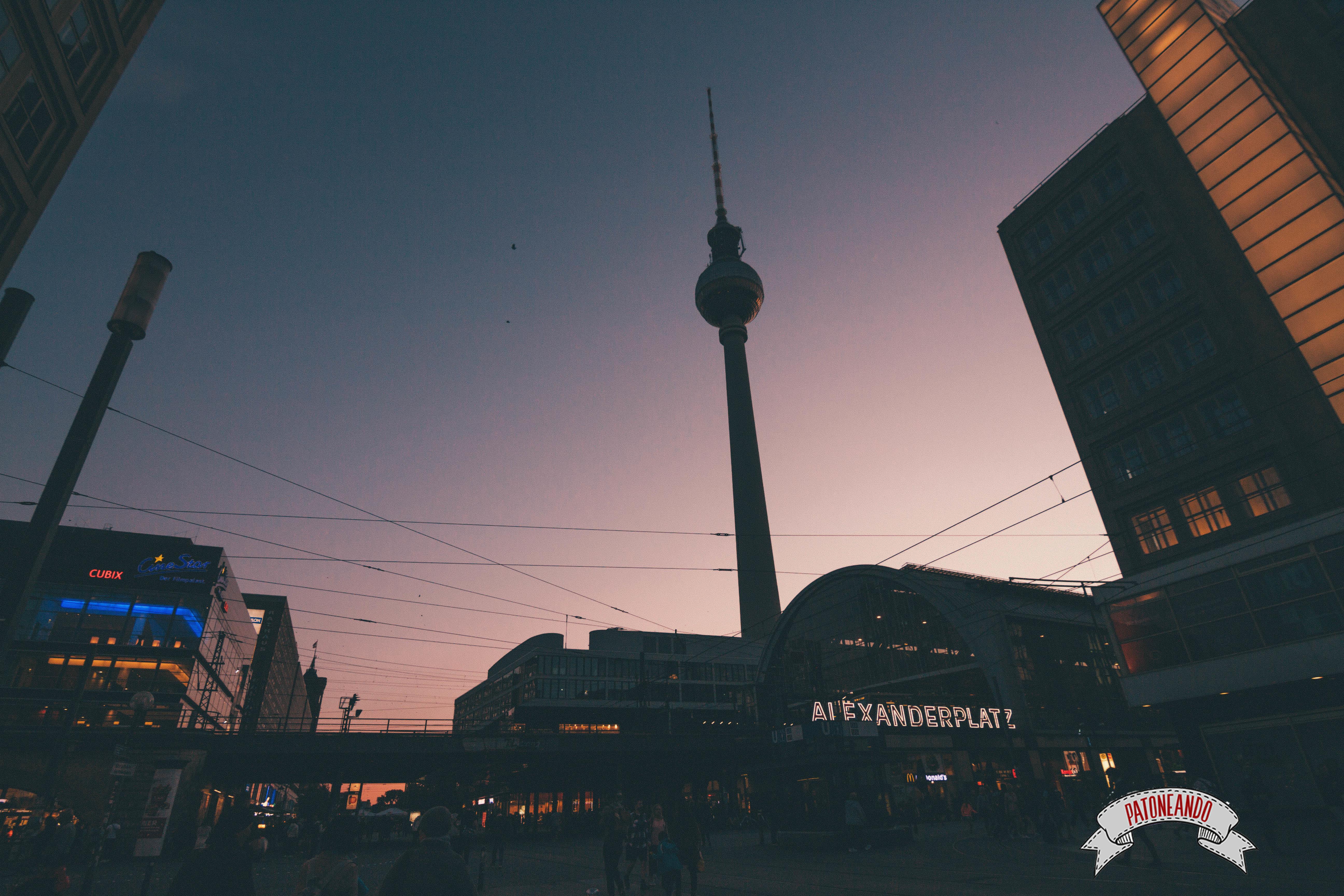 que ver y que hacer en Berlín - Alexander Platz - Patoneando blog de viajes (5)