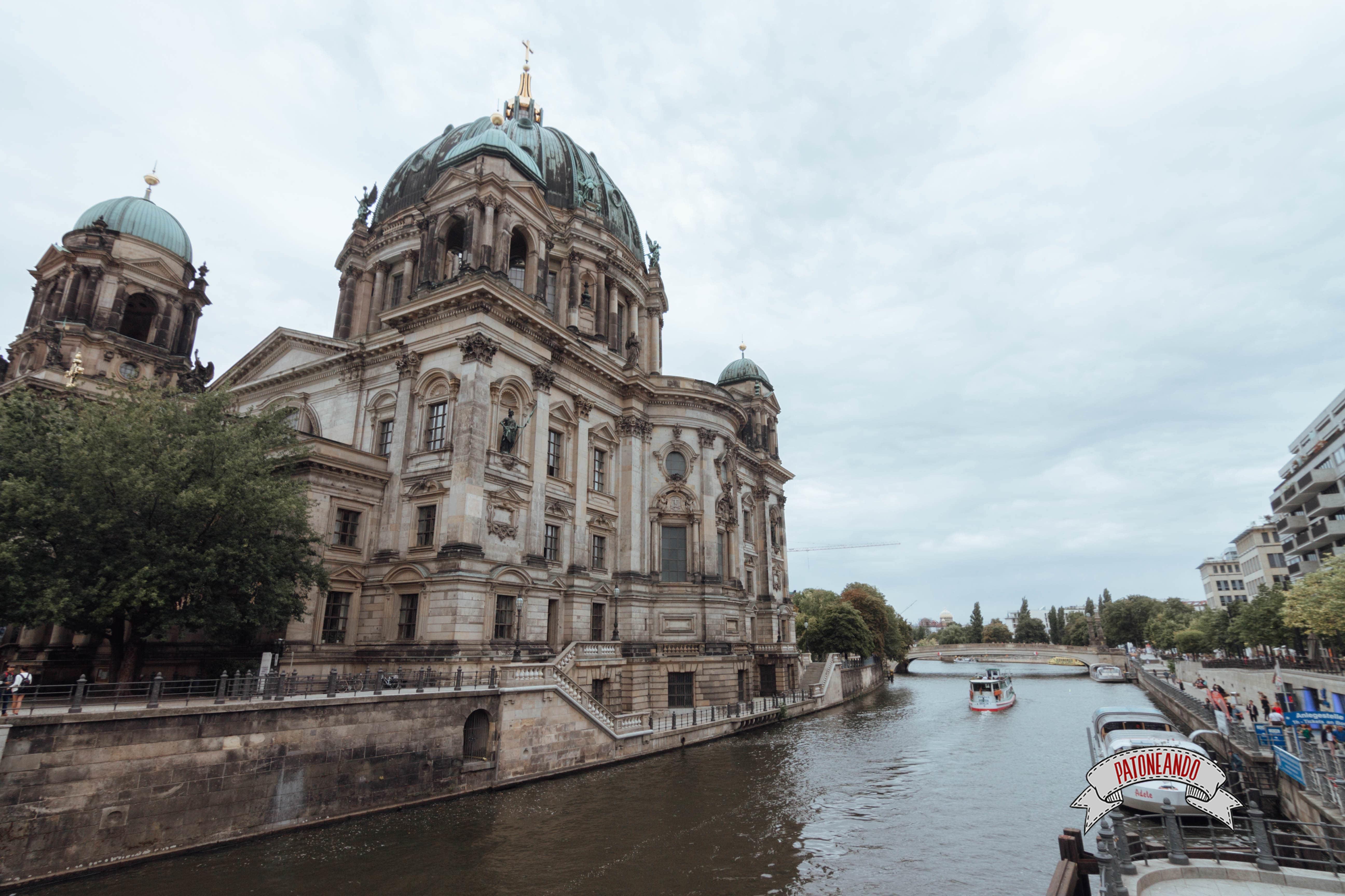 que ver y que hacer en Berlín - Catedral de Berlín , Berliner Dom -Patoneando blog de viajes (11)