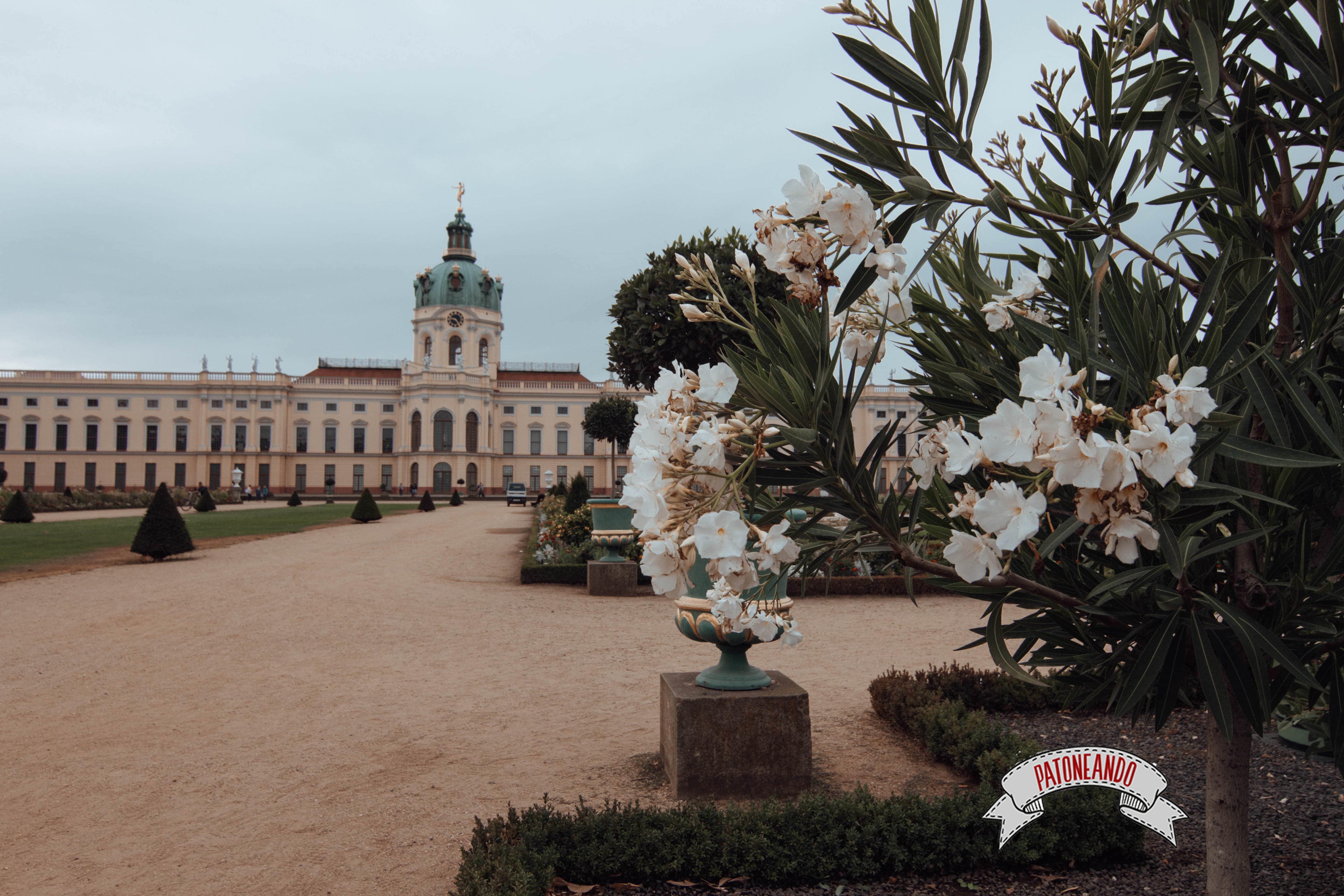 que ver y que hacer en Berlín - Palacio Charlottenburg - Patoneando blog de viajes (10)
