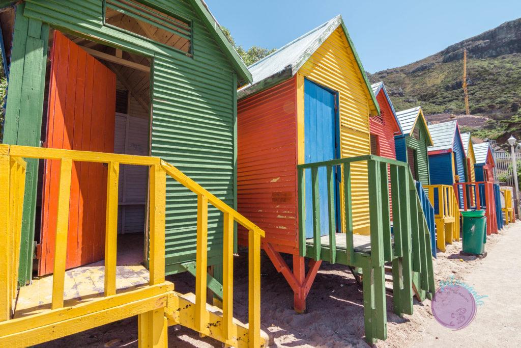 Que ver en ciudad del cabo - guia - Muizenberg beach - Patoneando blog de viajes (20)