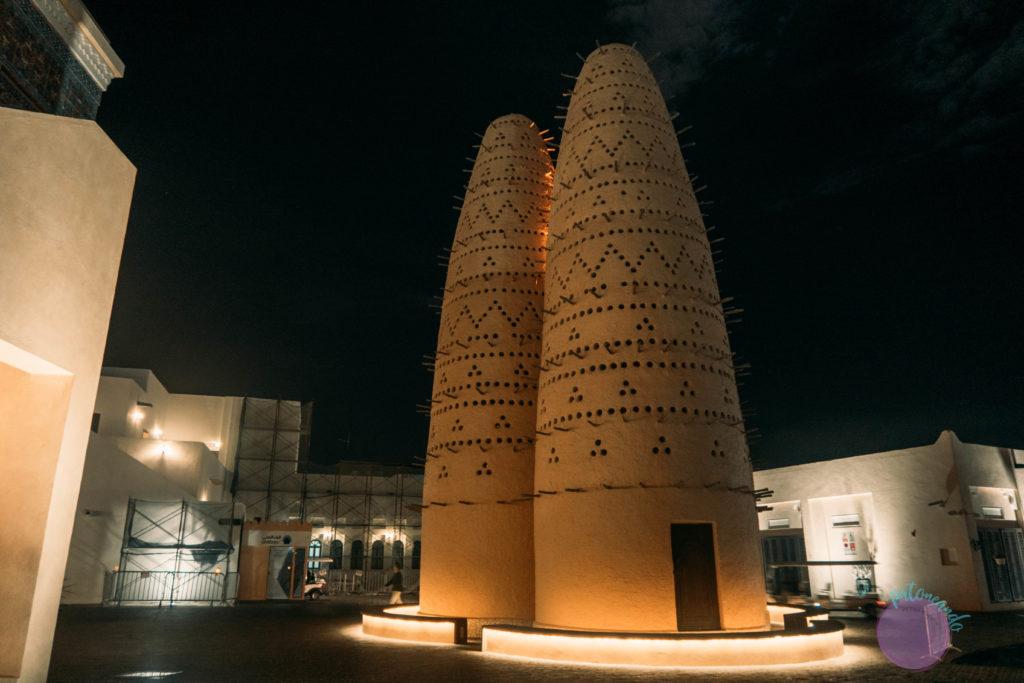 Que hacer durante una escala en Doha, Qatar - centro cultural Katara - Patoneando blog de viajes