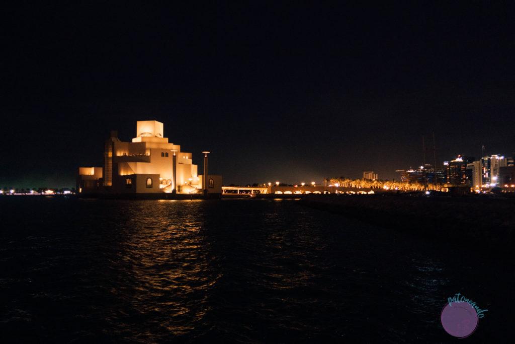 Que hacer durante una escala en Doha, Qatar - museo de arte islámico de Doha -Patoneando blog de viajes