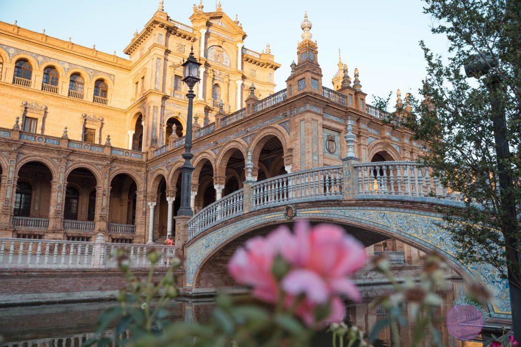 cosas que hacer en sevilla - Plaza de España -Patoneando blog de viajes